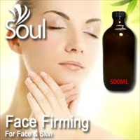 Essential Oil Face Firming - 500ml - Click Image to Close